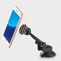 Universal Car Suction Cup Mount Cell Phone Holder Cradle H19 for Alcatel 3L Black