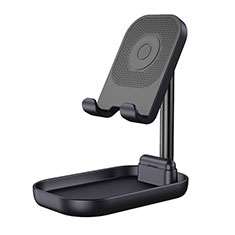 Universal Cell Phone Stand Smartphone Holder for Desk K18 Black