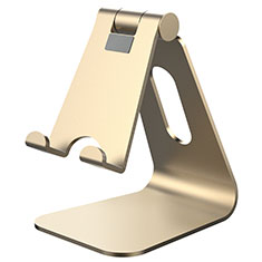 Universal Cell Phone Stand Smartphone Holder for Desk K24 Gold