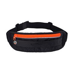 Universal Gym Sport Running Jog Belt Loop Strap Case S01 Black