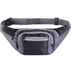 Universal Gym Sport Running Jog Belt Loop Strap Case S11 Black
