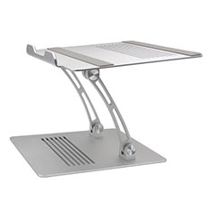 Universal Laptop Stand Notebook Holder K08 for Apple MacBook Pro 13 inch Retina Silver