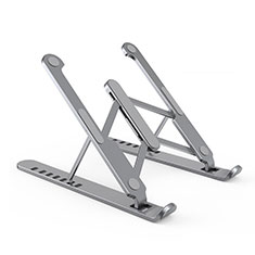 Universal Laptop Stand Notebook Holder T01 for Apple MacBook Pro 13 inch Retina Gray