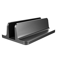 Universal Laptop Stand Notebook Holder T05 for Samsung Galaxy Book Flex 15.6 NP950QCG Black