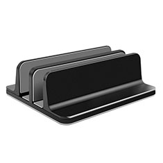 Universal Laptop Stand Notebook Holder T06 for Samsung Galaxy Book Flex 15.6 NP950QCG Black