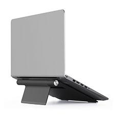 Universal Laptop Stand Notebook Holder T11 for Huawei MateBook D15 (2020) 15.6 Black