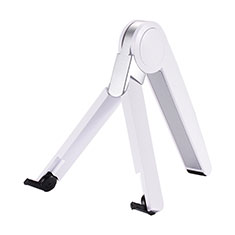 Universal Laptop Stand Notebook Holder T14 for Samsung Galaxy Book Flex 13.3 NP930QCG White