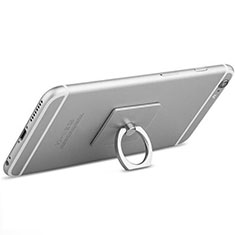 Universal Mobile Phone Finger Ring Stand Holder Z01 Silver