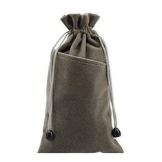Universal Sleeve Velvet Bag Slip Pouch S02 Sky Blue