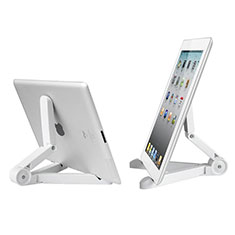 Universal Tablet Stand Mount Holder T23 for Apple iPad 4 White