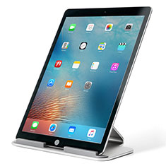 Universal Tablet Stand Mount Holder T25 for Apple iPad 3 Silver