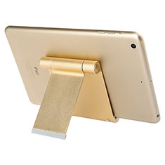 Universal Tablet Stand Mount Holder T27 for Apple iPad 3 Gold