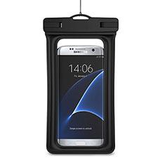 Universal Waterproof Case Dry Bag Underwater Shell for Alcatel 3 2019 Black