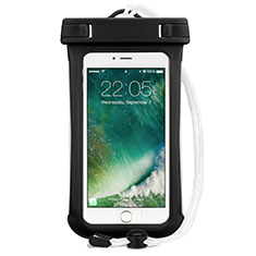 Universal Waterproof Cover Dry Bag Underwater Pouch for Alcatel 3 2019 Black