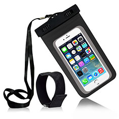 Universal Waterproof Cover Dry Bag Underwater Pouch W04 Black