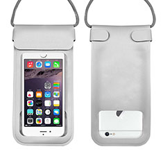 Universal Waterproof Cover Dry Bag Underwater Pouch W10 Silver