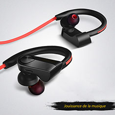Wireless Bluetooth Sports Stereo Earphone Headphone H53 Black