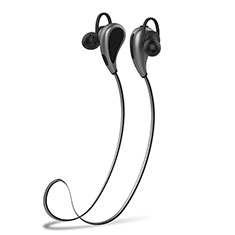 Wireless Bluetooth Sports Stereo Earphone Headset H41 Gray