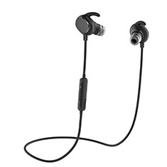 Wireless Bluetooth Sports Stereo Earphone Headset H43 Black