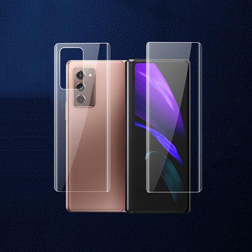 Film Back Protector B02 for Samsung Galaxy Z Fold2 5G Clear