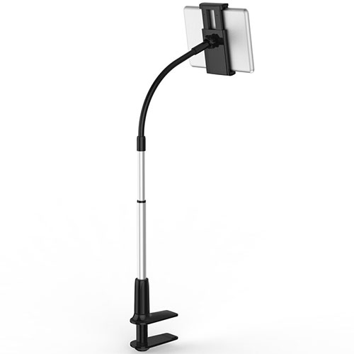 Flexible Tablet Stand Mount Holder Universal T31 for Apple iPad 3 Black