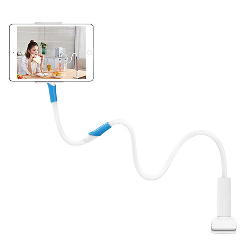Flexible Tablet Stand Mount Holder Universal T35 for Apple iPad 2 White