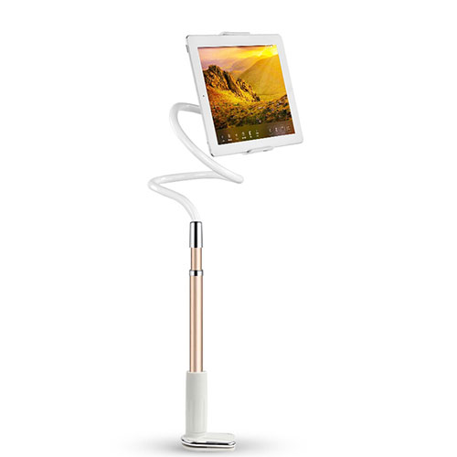 Flexible Tablet Stand Mount Holder Universal T36 for Apple iPad 2 Rose Gold