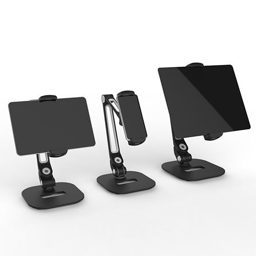 Flexible Tablet Stand Mount Holder Universal T44 for Apple iPad 3 Black
