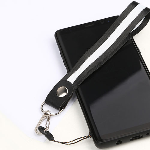 Lanyard Cell Phone Strap Universal K01 Black