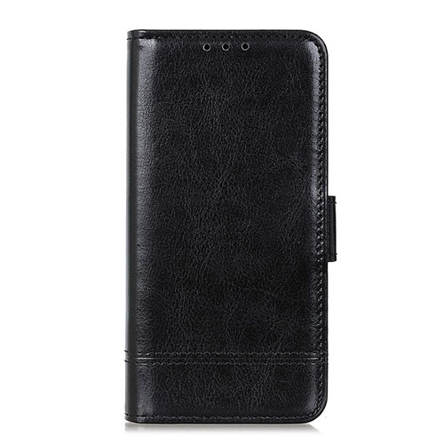 Leather Case Stands Flip Cover L09 Holder for Huawei Y8p Black