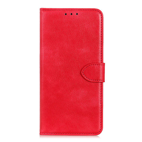 Leather Case Stands Flip Cover L10 Holder for Huawei Enjoy 10S Red