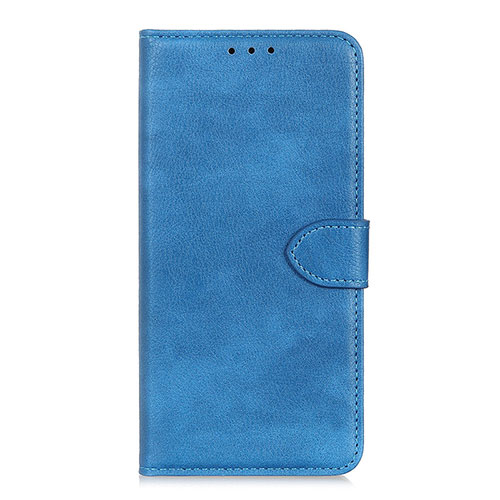 Leather Case Stands Flip Cover L10 Holder for Huawei Enjoy 10S Sky Blue