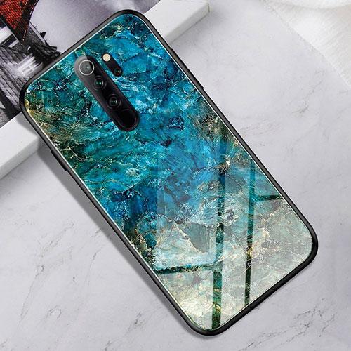 Silicone Frame Mirror Case Cover for Xiaomi Redmi Note 8 Pro Mixed