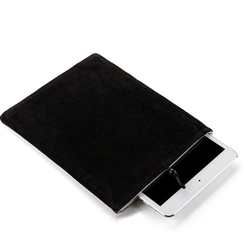 Sleeve Velvet Bag Case Pocket for Asus ZenPad C 7.0 Z170CG Black