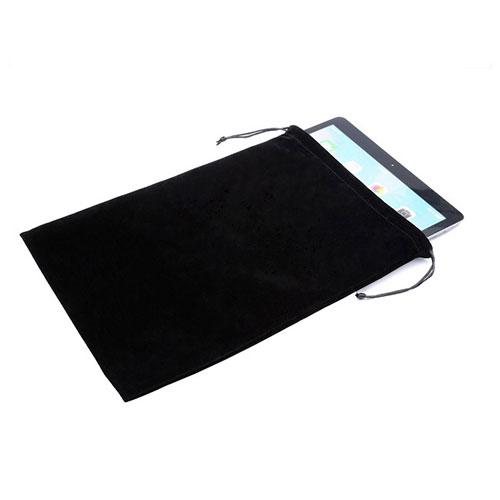Sleeve Velvet Bag Slip Case for Apple New iPad Pro 9.7 (2017) Black