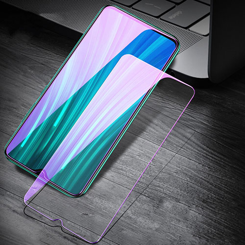 Tempered Glass Anti Blue Light Screen Protector Film B02 for Xiaomi Redmi Note 8 Pro Clear