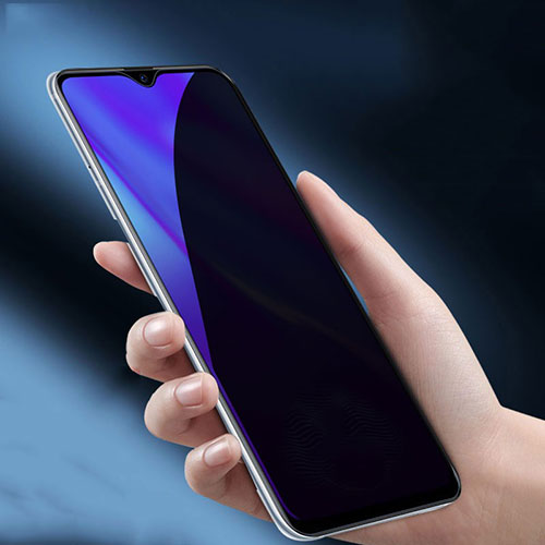 Tempered Glass Anti-Spy Screen Protector Film for Oppo Reno3 A Clear