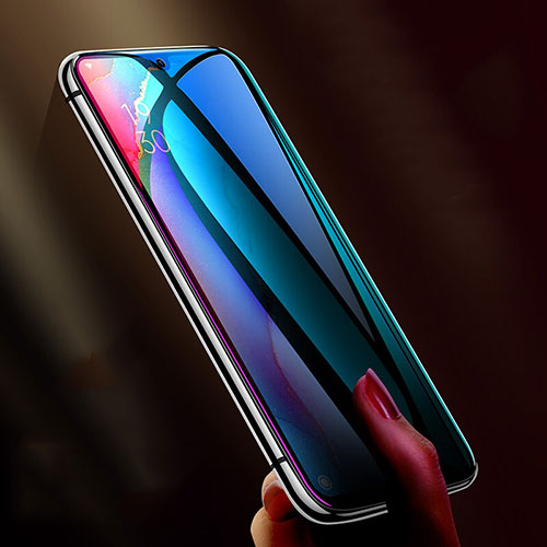 Tempered Glass Anti-Spy Screen Protector Film M01 for Oppo Reno3 A Clear