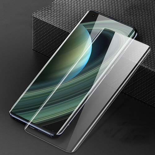Ultra Clear Full Screen Protector Tempered Glass F04 for Xiaomi Mi 10 Ultra Black