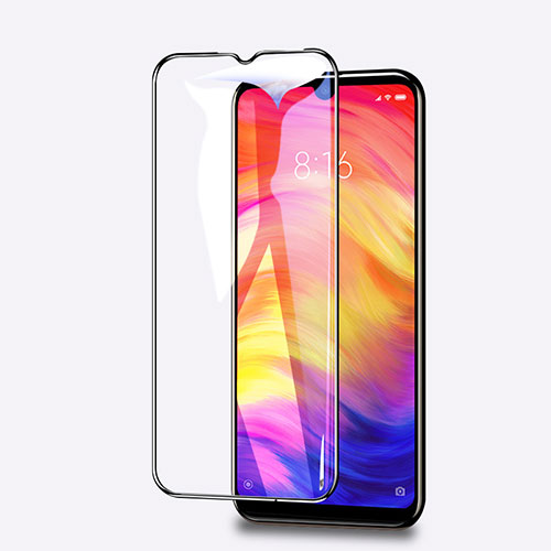 Ultra Clear Full Screen Protector Tempered Glass F04 for Xiaomi Redmi Note 8 Black