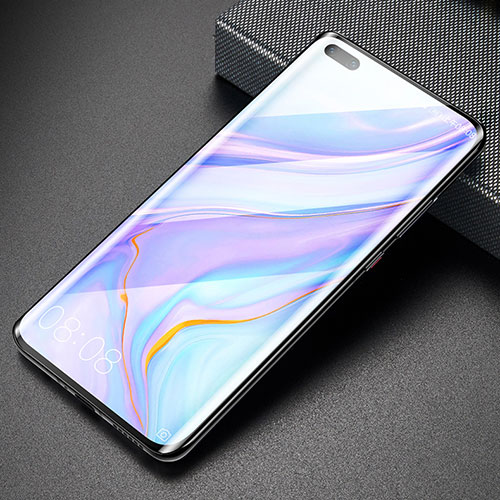 Ultra Clear Full Screen Protector Tempered Glass for Huawei Mate 40 Pro Black