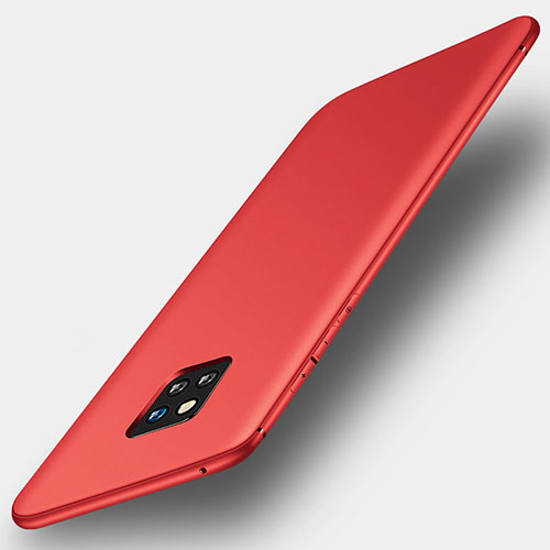 Ultra-thin Silicone Gel Soft Case S01 for Huawei Mate 20 Pro Red