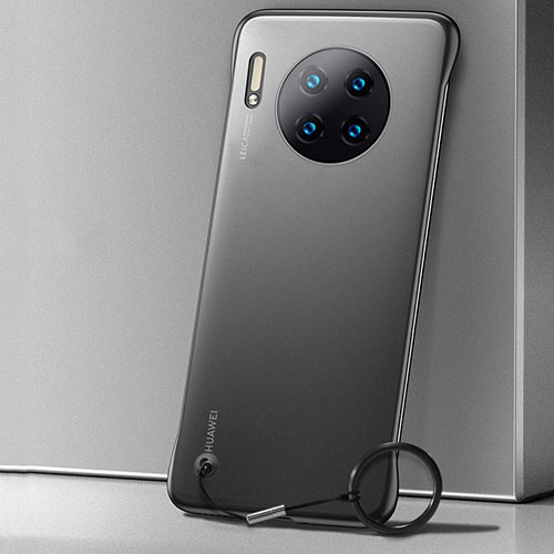 Ultra-thin Transparent Matte Finish Cover Case for Huawei Mate 30 Pro 5G Black