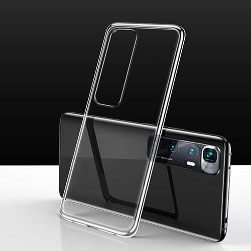 Ultra-thin Transparent TPU Soft Case Cover H03 for Xiaomi Mi 10 Ultra Clear
