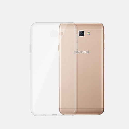 Ultra-thin Transparent TPU Soft Case T03 for Samsung Galaxy A8 (2016) A8100 A810F Clear