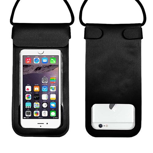 Universal Waterproof Cover Dry Bag Underwater Pouch W10 Black