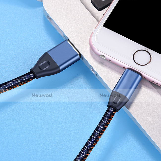 Charger USB Data Cable Charging Cord C04 for Apple iPhone SE (2020)