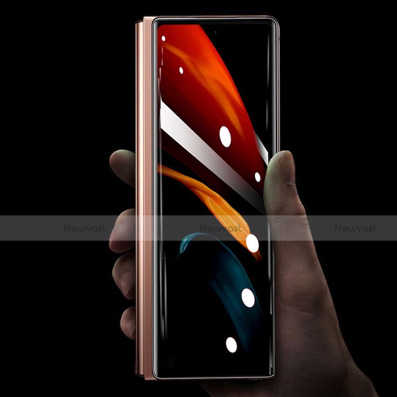 Film Back Protector B01 for Samsung Galaxy Z Fold2 5G Clear