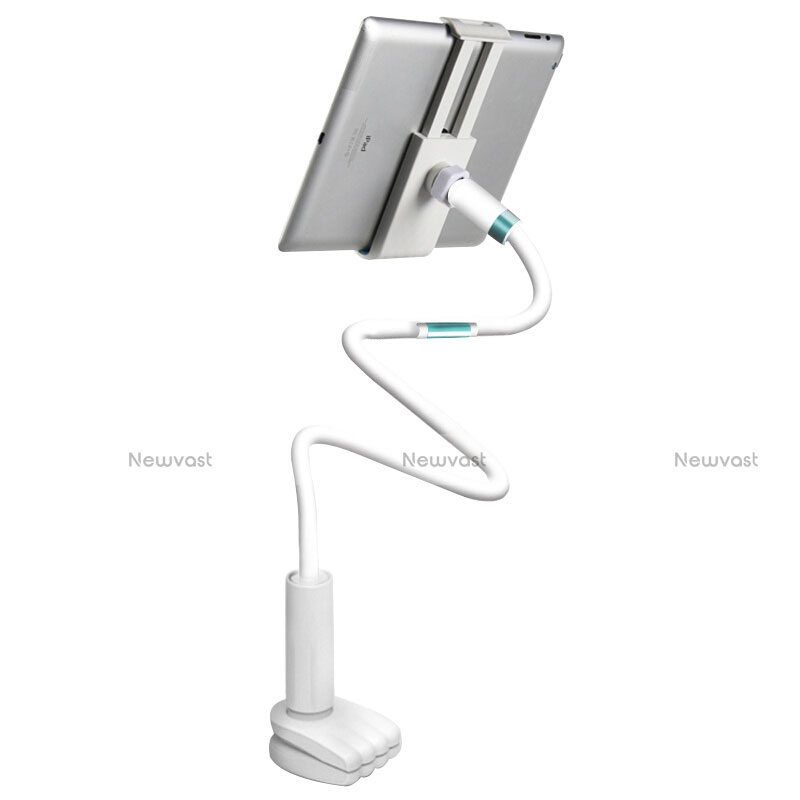 Flexible Tablet Stand Mount Holder Universal for Apple iPad 3 White