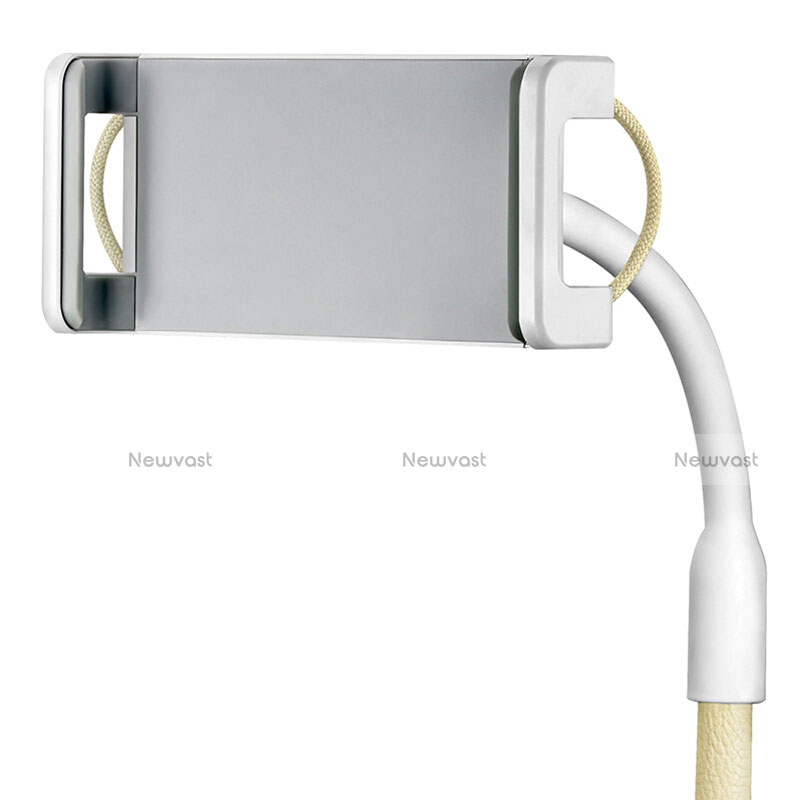 Flexible Tablet Stand Mount Holder Universal T34 for Apple iPad 3 Yellow